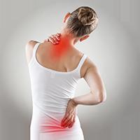 Schmerzen in Rücken, Nacken, Ledenbereich durch Massage professionell und wirkungsvoll lindern und heilen