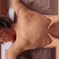 Dornbehandlung zur Hilfe bei Rückenschmerzen, Beinlängendifferenz, Fehlstellungen